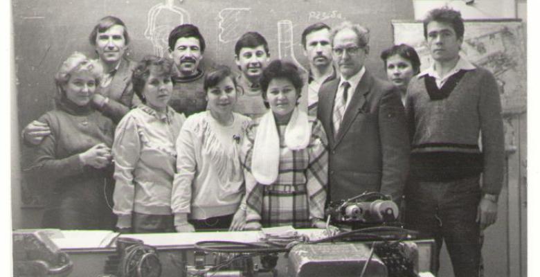 Старое фото УК-6