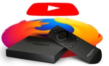 Amazon Fire TVでYouTube復活,WEBブラウザインストール,ホームシアター
