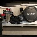 アナモフィックレンズ SLR MAGIC Anamorphot 1.33x 50 の固定