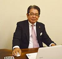 代表取締役社長 島田良樹の写真