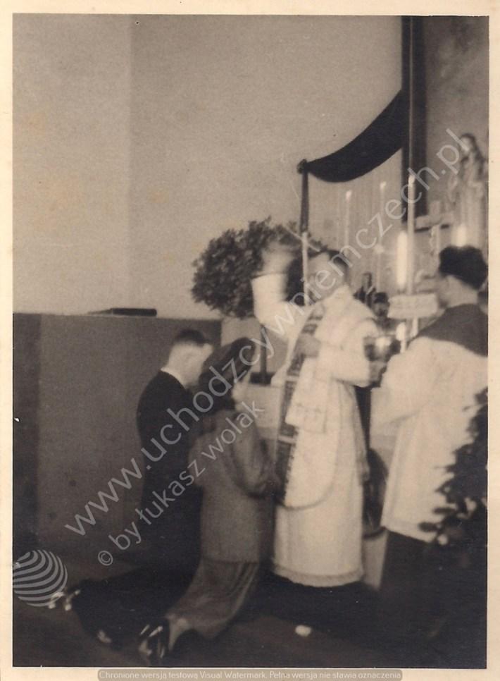 Zosia i Kazimierz ślub