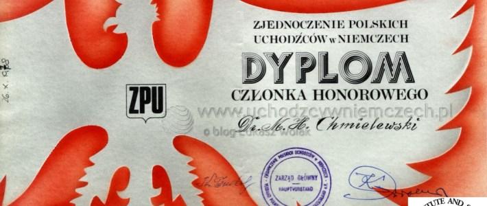 Mieczysław Chmielewski – obrońca spraw o odszkodowania