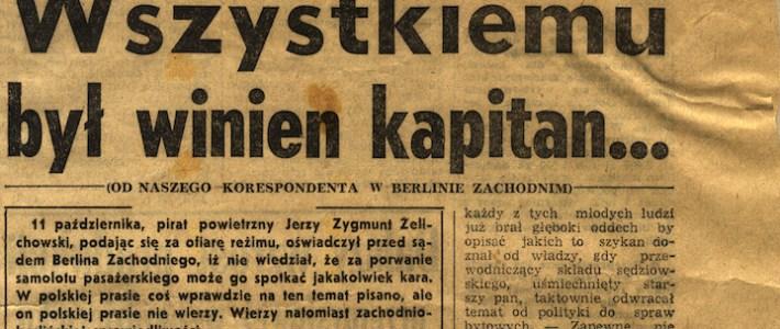 """""""Wolność"""" w Tempelhof"""