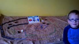 krajobraz z gry planszowej
