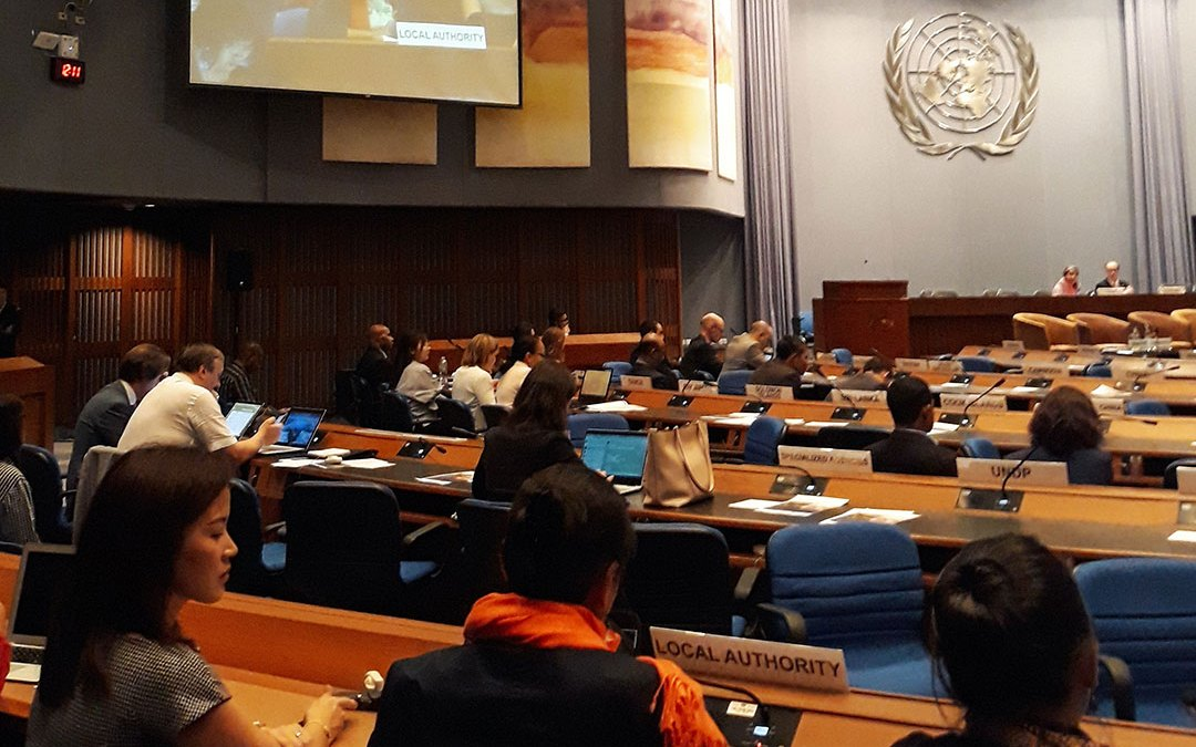 UCLG ASPAC Delivers Local Perspective at Regional Forum on Sustainable Development