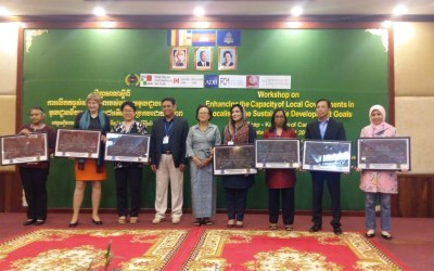 Sharing Lessons Learned from Localising SDGs