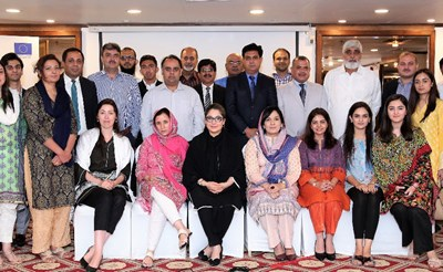 LEAD for SDGs: Optimising High-powered Local Governments System for Localisation in Pakistan