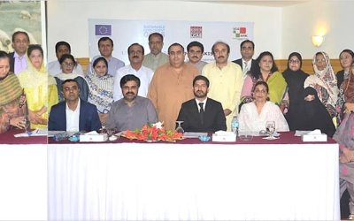 Sindh Government: Commitment to achieve the 2030 Agenda for Inclusive and Participatory Community Development