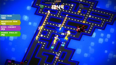 pacman-256-multiplayer