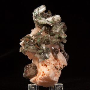 Stilbite and Apophyllite (new find)