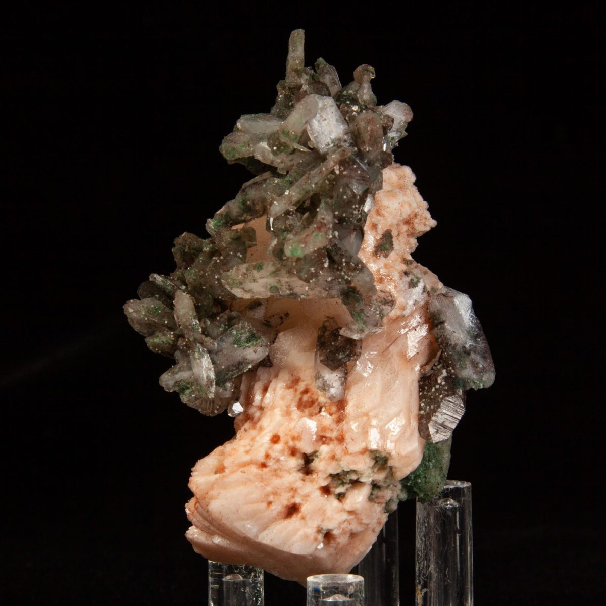 Stilbite and Apophyllite (new find)