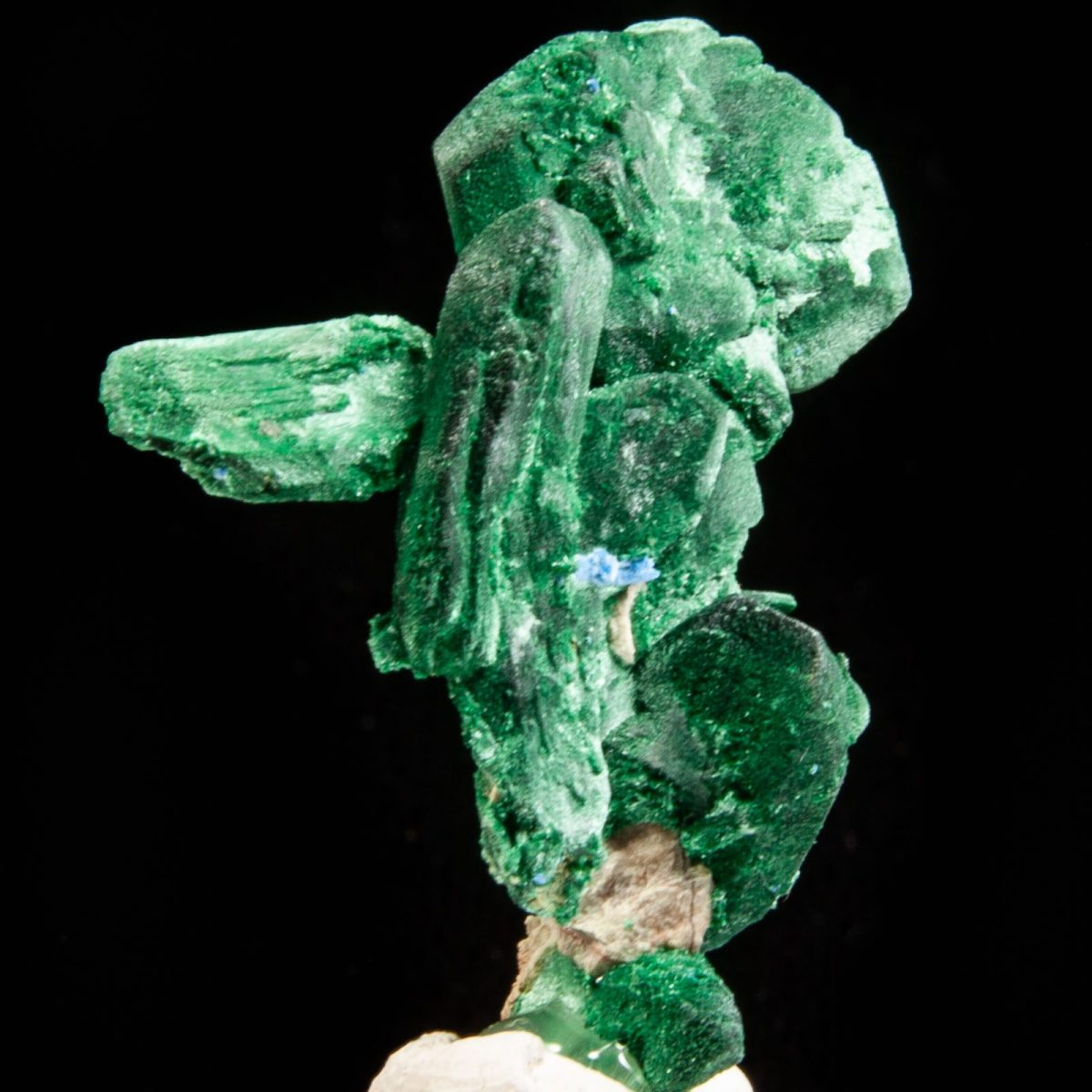 Malachite ps. Azurite