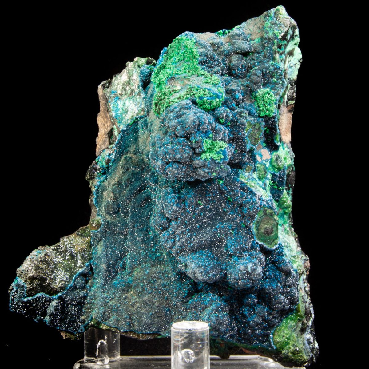 Cornetite with Chrysocolla