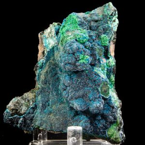 Cornetite with Chrysocolla