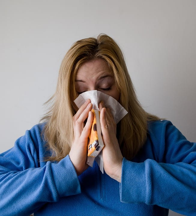 Wintertime Respiratory Illnesses
