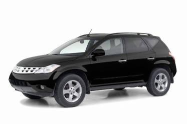 Nissan Murano (stock)