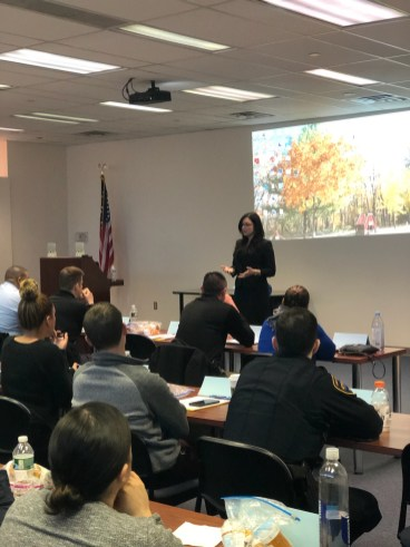Prosecutor Ruotolo welcomed a cohort of Crisis Intervention Training program attendees. The CIT course trains law enforcement and mental health professionals to effectively interact with individuals in crisis.