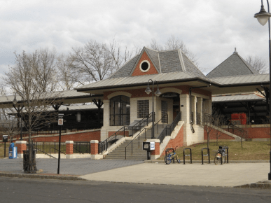 Plainfield Train Station