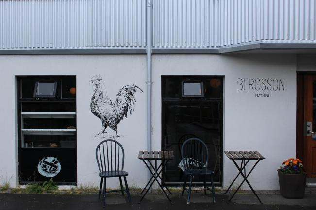 Cafe, Reykjavik Iceland_Rossi