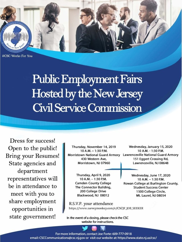 CSC Job Employment Fairs_JPEG