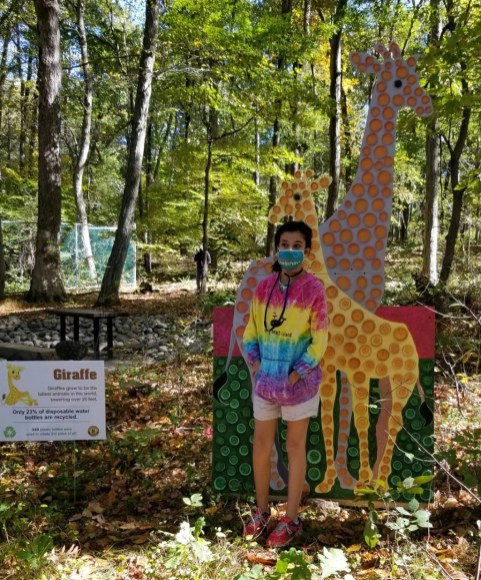 2020 recycled art wildlife walk giraffe.pdf