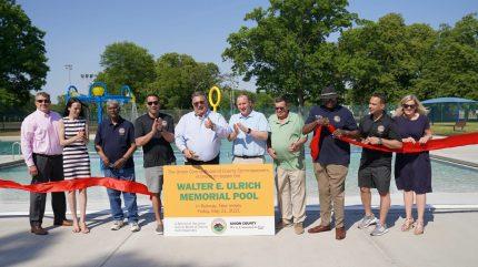 Union County pool 1