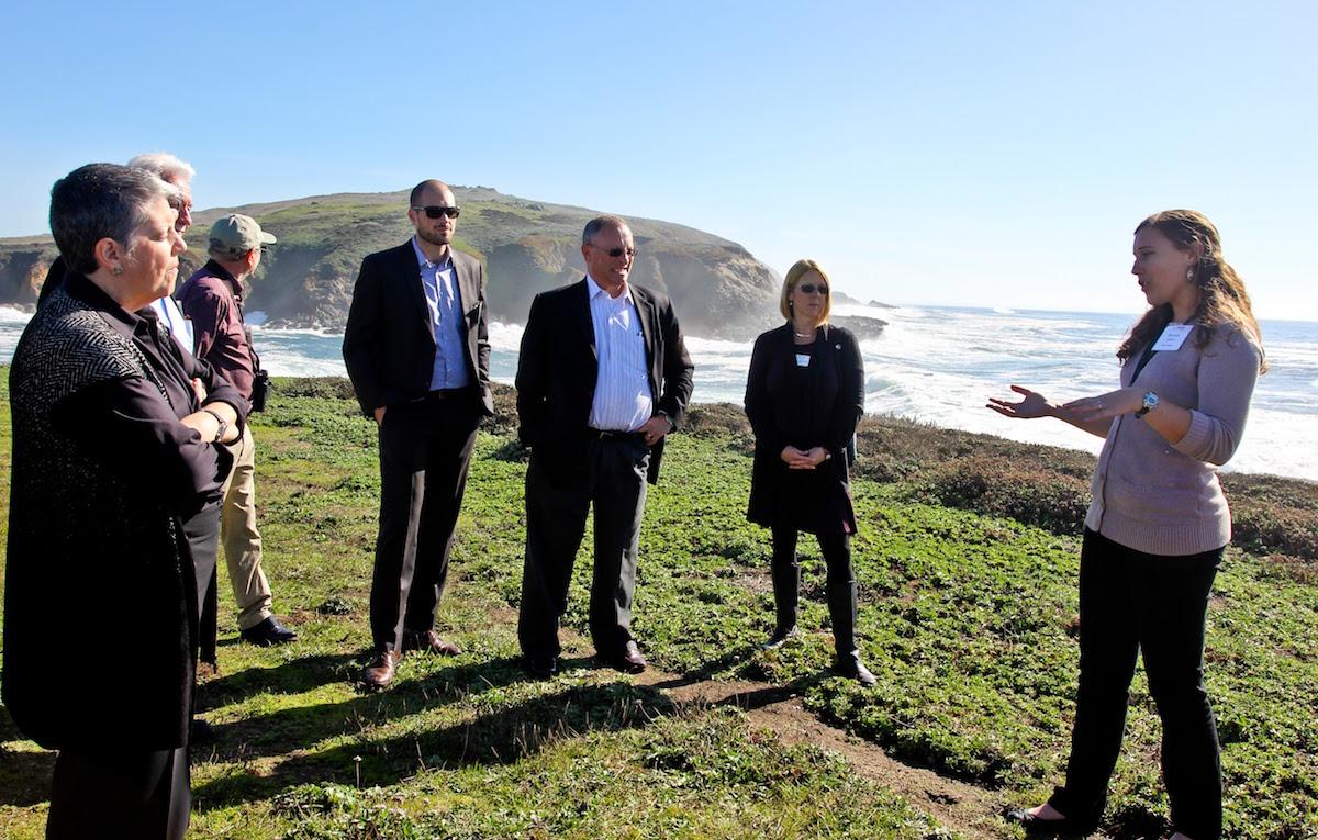 Napolitano visits Bodega