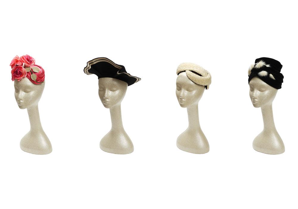 ucocollective Debauchee vintage hat design crest collage