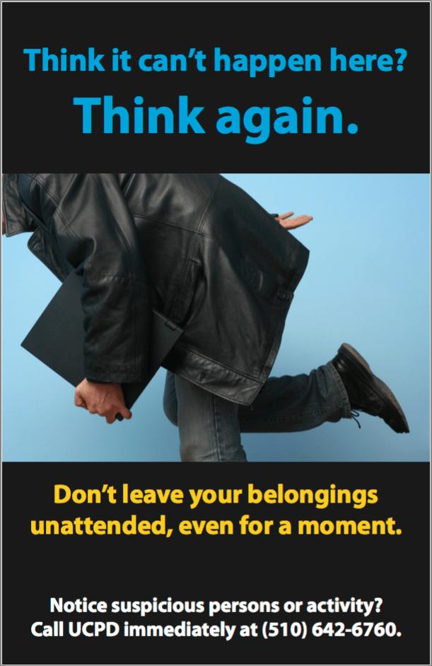 Personal Security Awareness Tips