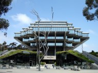 Library Walk & Geisel Library
