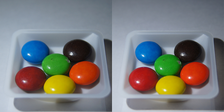 SLAO phosphor LED color quality