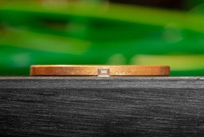 Tiny injectable sensor
