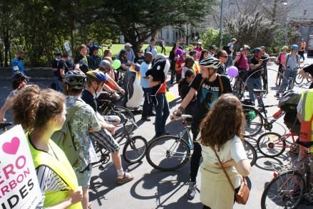Grand Climate Parade Ecoweek 2015