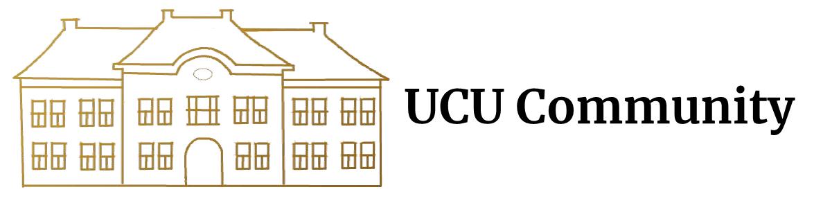 UCU Community