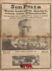 10 kasım 1938 gazete manşetleri (14)
