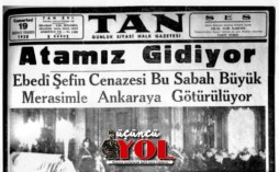 10 kasım 1938 gazete manşetleri (7)