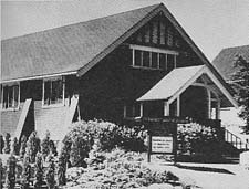 Unitarian Church of Vancouver 1913