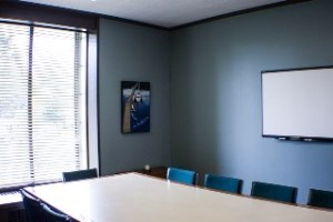 Biddle - board room style meeting room