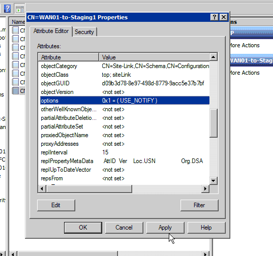 ad design replication scenario Global address list synchronization walkthrough: scenario design applies to: windows server 2003 with sp1.