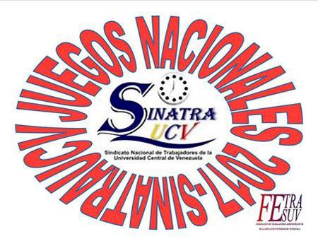 UCV JUEGOS NACIONALES SINATRA 2017