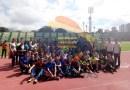 Jornada deportiva en el Estadio Olímpico UCV por la Semana del Estudiante