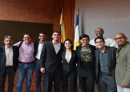 Equipo ucevista Campeón del III Debate Macroeconómico Interuniversitario