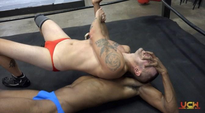 Match 779: Derrick Cole Vs. Tyson the Hammer