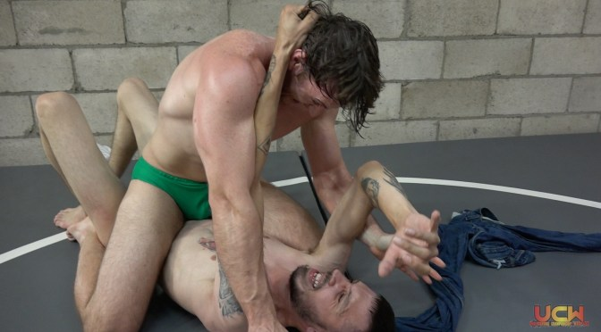 Match 576 Erik the Viking Vs. Angel Estrada – Strip match