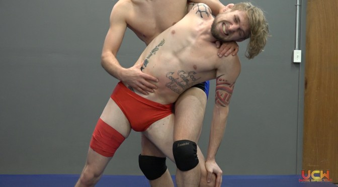 Axel Vs. Eli Black – Ab Bash from the Lost Video Collection