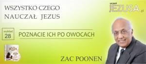 PO OWOCACH ICH POZNACIE