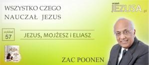 Jezus, Mojżesz i Eliasz