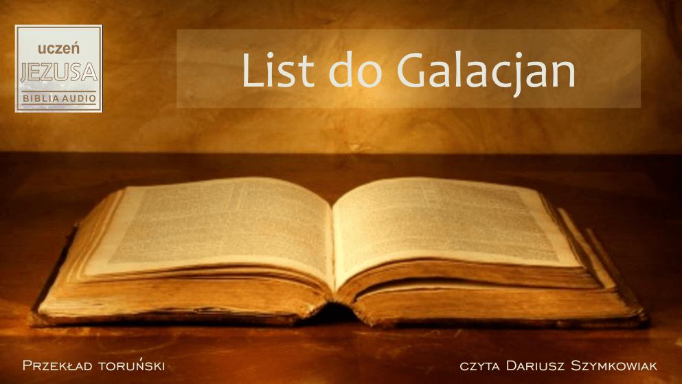 List do Galacjan