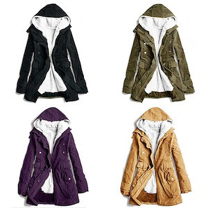 モッズコートを秋冬に着こなすポイント1(モッズコートの色)