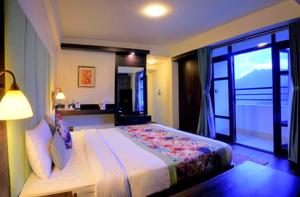 Pure Veg Hotel Resort in Gangtok